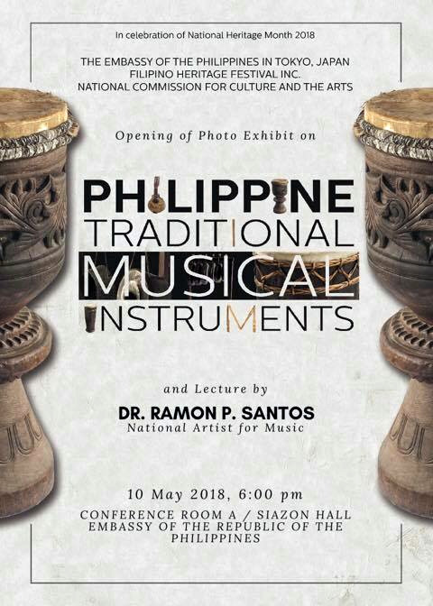 May is PH National Heritage Month | Japan OFW