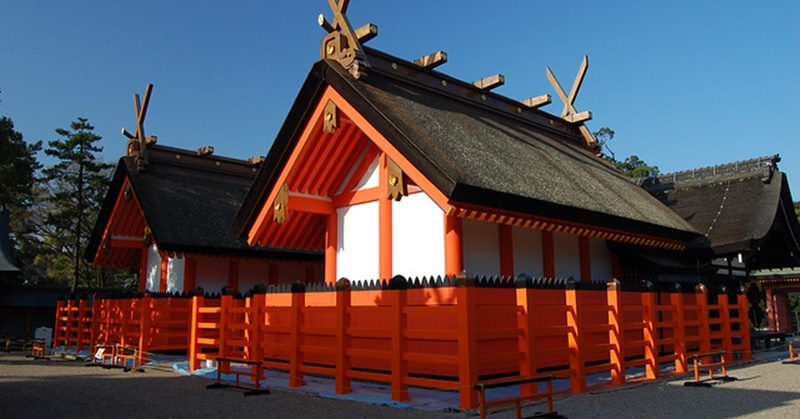 5 Most Popular Shrines to Visit in Japan on New Year