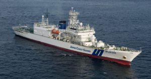 Japan Coast Guard Halts Search and Rescue Ops for Sunken Cattle Ship