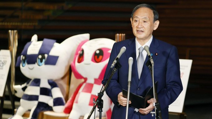 [Breaking] Japan to Lift COVID State of Emergency in Tokyo, Other Areas – Suga